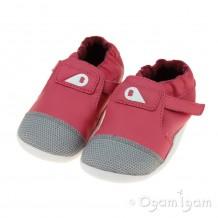 Bobux Xplorer Origin Infant Girls Fuchsia Shoe