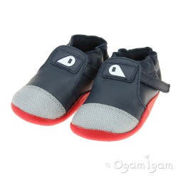 Bobux Xplorer Origin Infant Boys Navy-Red Shoe