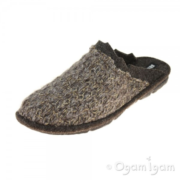 Romika Mikado 97 Womens Brown Slipper