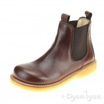 Angulus 2192 Boy's Girl's Brown Chelsea Boot