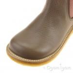 Angulus Dusty Rose Girl's Chelsea Boot