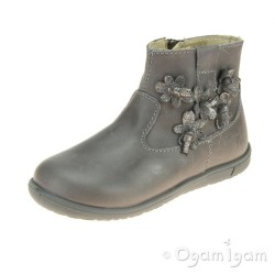 Primigi PHW 8087 Girl's Anthracite Boot