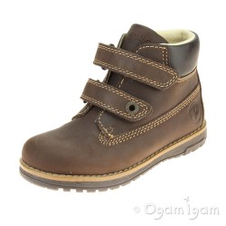 Primigi PCA 8059 Boys Brown Boot
