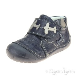 Primigi PLE 8001 Infant Boys Blue Shoe