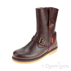 Petasil Berta Girls Bordo Boot