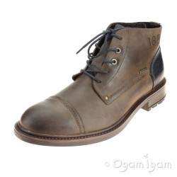 Josef Seibel Oscar 23 Mens Brown Boot