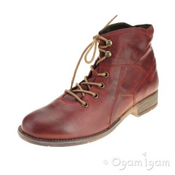 Josef Seibel Sienna 11 Womens Wine Boot