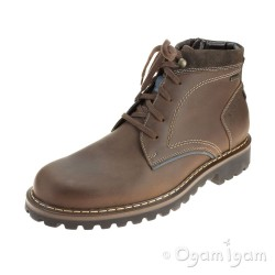 Josef Seibel Chance 23 Mens Brown Boot