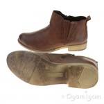 Josef Seibel Sienna 45 Womens Camel Boot