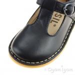 Petasil Crosspatch Navy Girls Navy Shoe