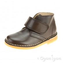 Petasil Kal Boys Dark Brown Boot