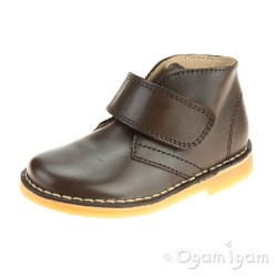 Petasil Kal Boys Dark Brown Boot