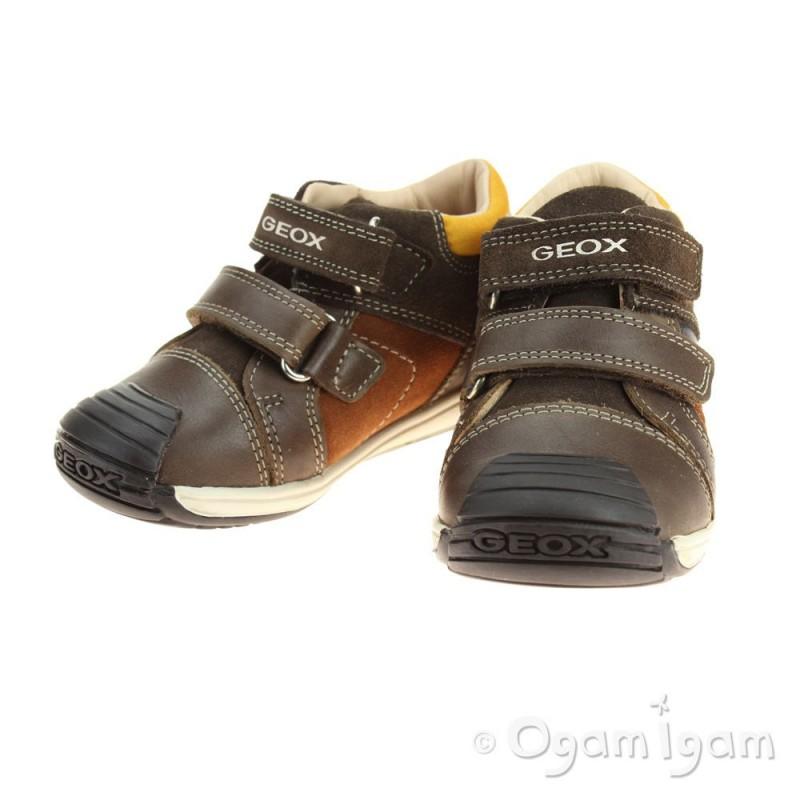 Girls Ochre Shoes