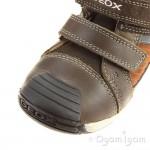 Geox Toledo Boys Coffee-Ochre Shoe