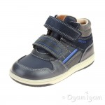 Geox New Flick Boys Navy-Royal Boot