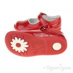 Start-rite Nancy Girls Red Patent Shoe