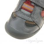 Start-rite SRSS Play Fst Boys Grey Shoe