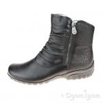 Rieker Z466301 Womens Black Boot