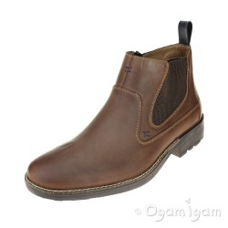 Rieker 3606225 Mens Brown Boot