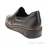Rieker 5376600 Womens Black Shoe