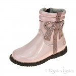 Lelli Kelly Felicia Girls Pink Patent Boot