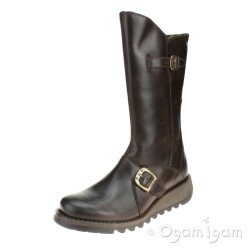 Fly London Mes 2 Womens Dark Brown Boot