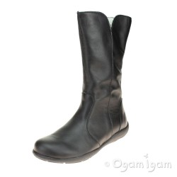 Primigi PWT 8147 Girls Tall Black Boot