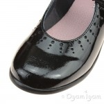 Start-rite Mary Jane Girls Black Patent School Shoe