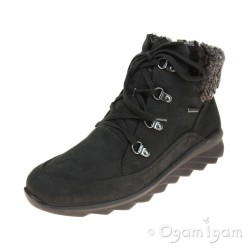 Romika Vegas 05 Womens Black Waterproof Boot