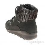 Romika Vegas 05 Womens Black Waterproof Boot