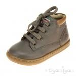 Shoo Pom Bouba Zip Desert Infant Boys Grey Boot