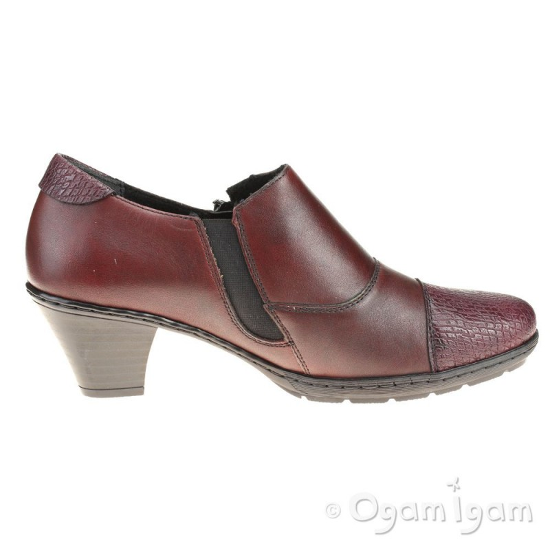 Ladies Rieker Sturdy Shoe