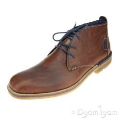 Rieker F131025 Mens Brown Boot