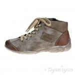 Rieker L654024 Womens Brandy Ankle Boot