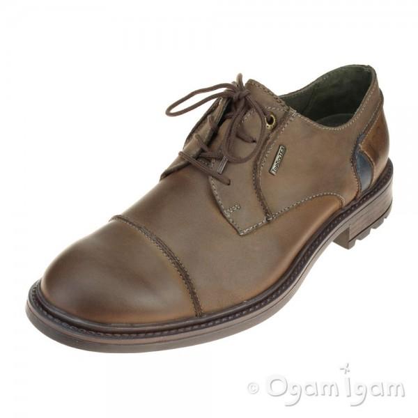 Josef Seibel Oscar 55 Mens Waterproof Brasil Shoe