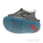 Start-rite Baby Jack Boys Grey Shoe