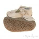 Clarks Little Weave Infant Girls Blush Shoe