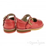 Clarks Yarn Jump Girls Coral Patent Shoe