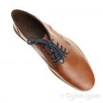 Rieker 1452524 Mens Brandy Shoe