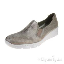 Rieker 587B062 Womens Ginger Shoe
