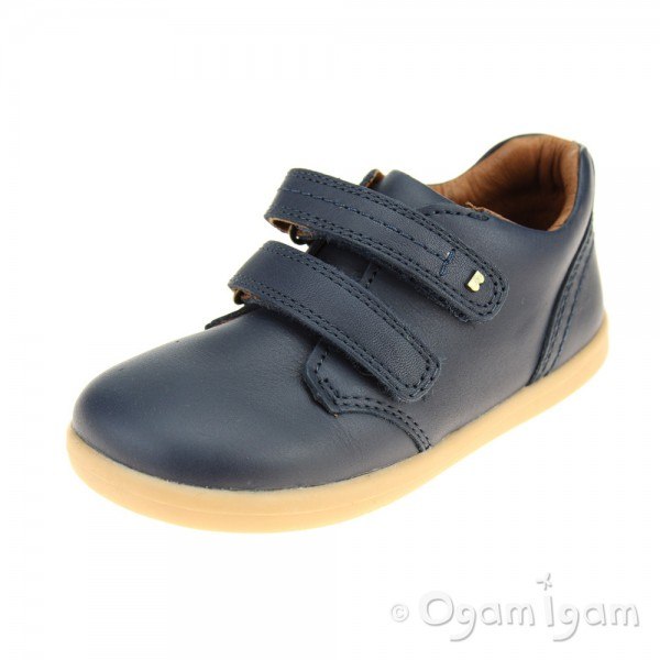 Bobux Port Boys Navy Shoe