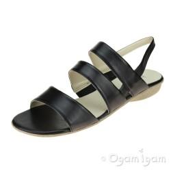 Josef Seibel Fabia 11 Womens Black Sandal