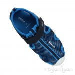 Geox Wader Boys Navy-Sky Water friendly Shoe Sandal
