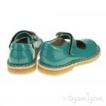 Petasil Ciara Girls Turquoise Shoe