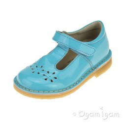 Petasil Cecily Sky Girls Sky Blue Shoe