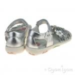 Primigi PPR 14279 Girls Silver Sandal