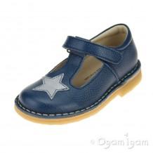 Petasil Creuza Jeans Girls Blue Shoe