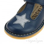 Petasil Creuza Jeans Girls Blue Shoe
