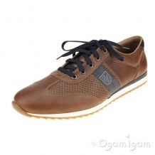 Rieker 1932525 Mens Marron Brown Shoe