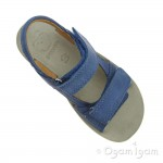 Shoo Pom Goa Boy Scratch Boys Sky Blue Sandal